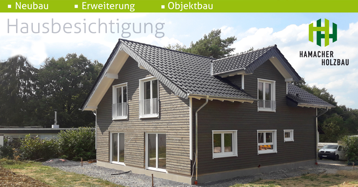 Holzbau Niederkassel Neunkirchen Seelscheid Odenthal Refrath